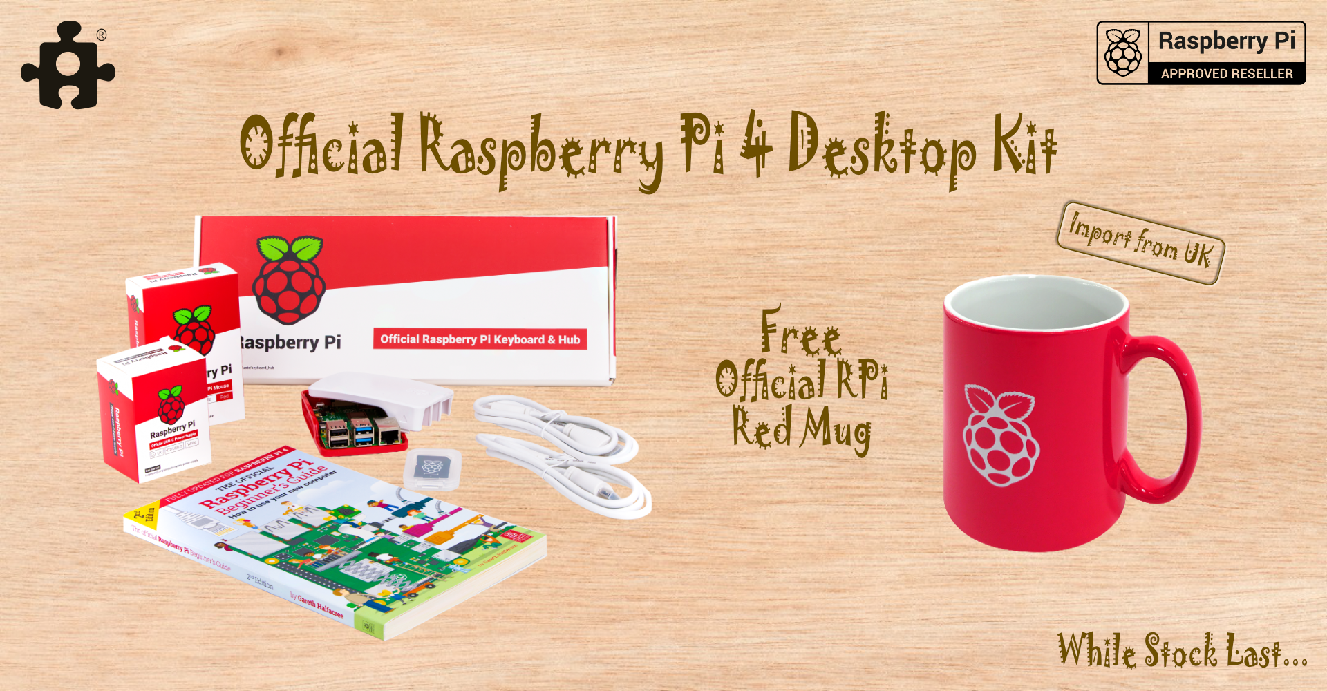 Desktop Kit Free Mug