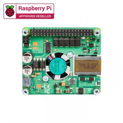 Power Over Ethernet Plus (PoE+) HAT for Raspberry Pi 4 & 3B+