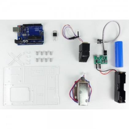 Arduino Fingerprint Door Lock Kit