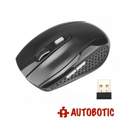 2.4GHz USB Wireless Portable Optical Mouse
