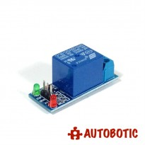 1 Channel Relay Module With Opto-Isolator (5V)