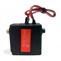 35kg.cm Coreless Servo with Brackets RDS3135 Metal Gear - 180 Degree