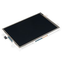 Raspberry Pi Primary Display Cape - 3.5 Touchscreen