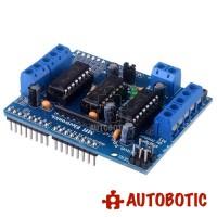 Arduino L293D Motor Driver Shield