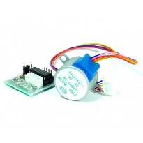 5V 4-Phase Stepper Motor + Driver Board ULN2003
