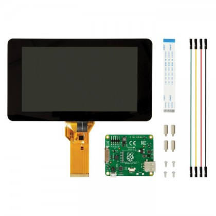 Original Raspberry Pi LCD - 7 Inch Touchscreen