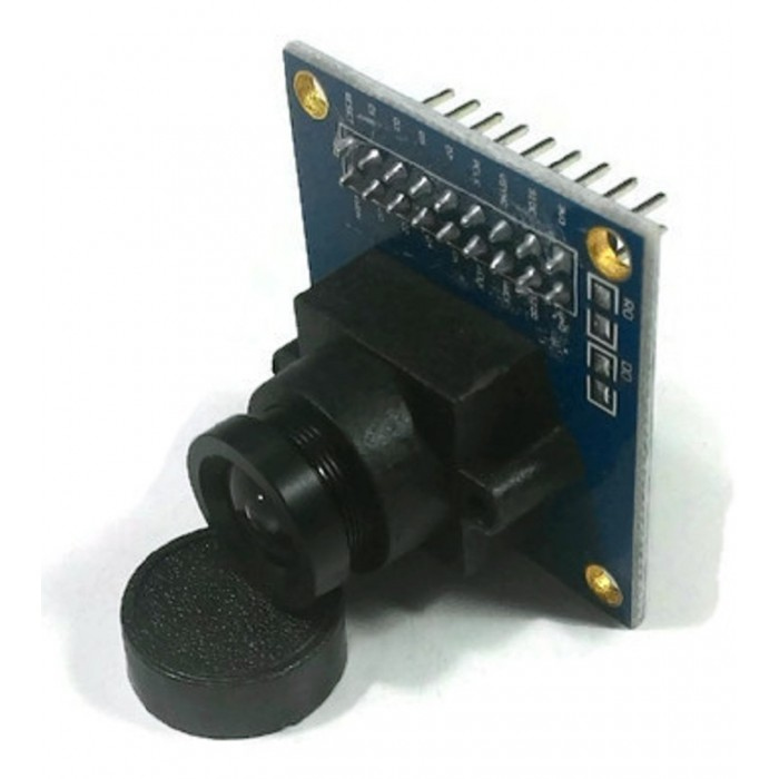 OV7670 300KP VGA Camera Module for Arduino