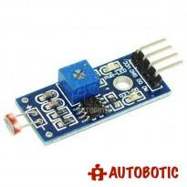 LDR Light Sensor Module for Arduino