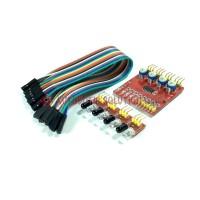 4 Channel Tracking Module Sensor