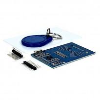 RC522 RFID: S50 Fudan Card + S50 Fudan Card + Keychain