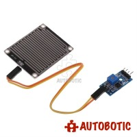 Weather Raindrop Detection Rain Sensor for Arduino