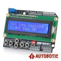 1602 LCD Keypad Shield