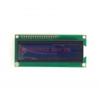 1602 LCD Display Module-Blue Backlight