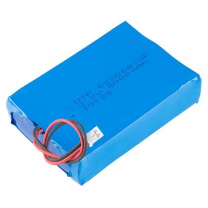 LiPo Rechargeable Battery 3.7V 6000mAh