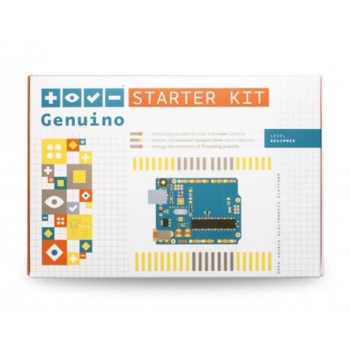 Genuino starter kit english
