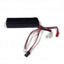11.1V 2200mAh 3S 8C Lipo Battery