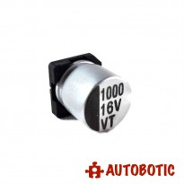 Electrolytic Capacitor (Vertical-Chip) 16V 1000uF