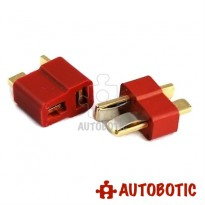 T Deans Ultra Plug Connector Male-Female