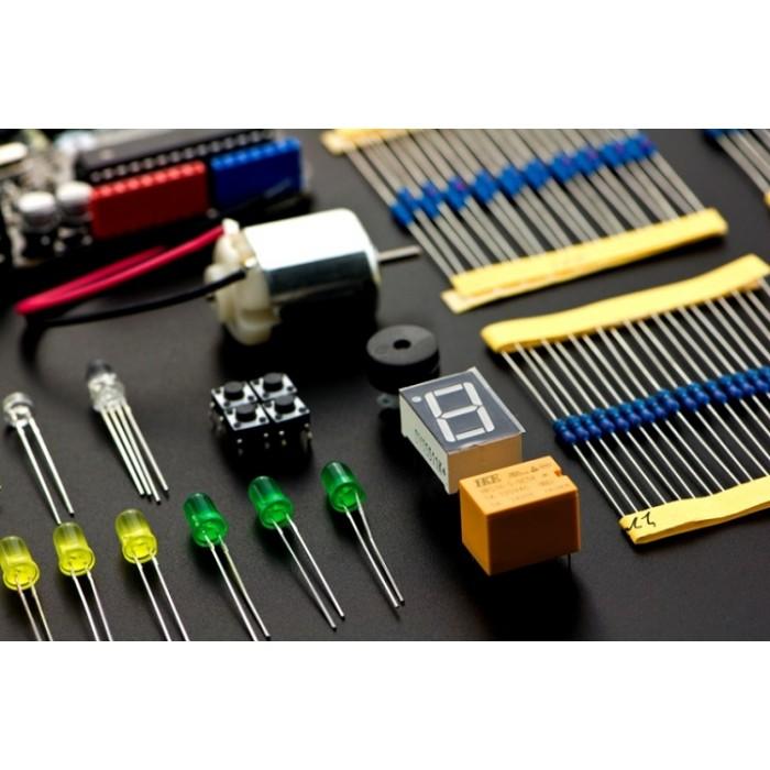 Beginner kit for arduino best from dfrobot