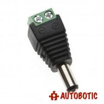 DC Power Jack Plug Male Connector (DG126)