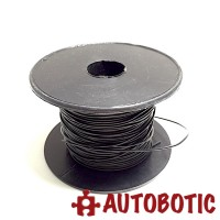 Single core wire(Black) / meter