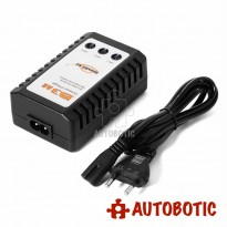Compact Lipo Battery Balance Charger For 2S-3S Cells 7.4V  11.1V