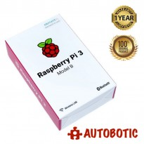 Raspberry Pi 3 Model B Original (Latest Version) + 1 Yr Warranty
