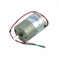 12V 125RPM 0.5kgfcm Brushed DC Geared Motor (SPG20-50K)