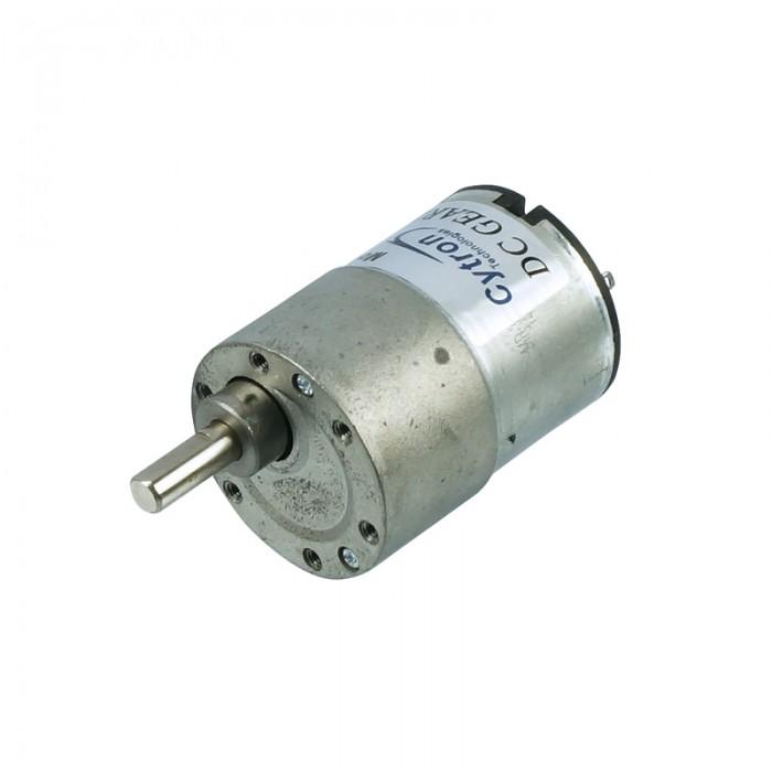 Dc geared motor spg30 270k for Dc gear motor 6v
