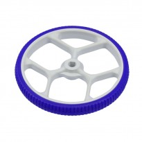 Plastic Wheel for SPG30/SPG50 (80mm)