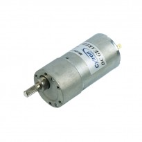 12V 200RPM 2kgfcm Brushed DC Geared Motor (SPG50-20K)