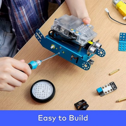 mBot v1.1 - Blue (Bluetooth Version) + 1 Yr Warranty