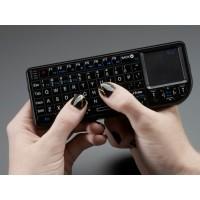 Miniature Wireless USB Keyboard with Touchpad