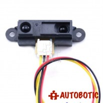GP2Y0A21 IR Infrared Range Sensor + Free Cable