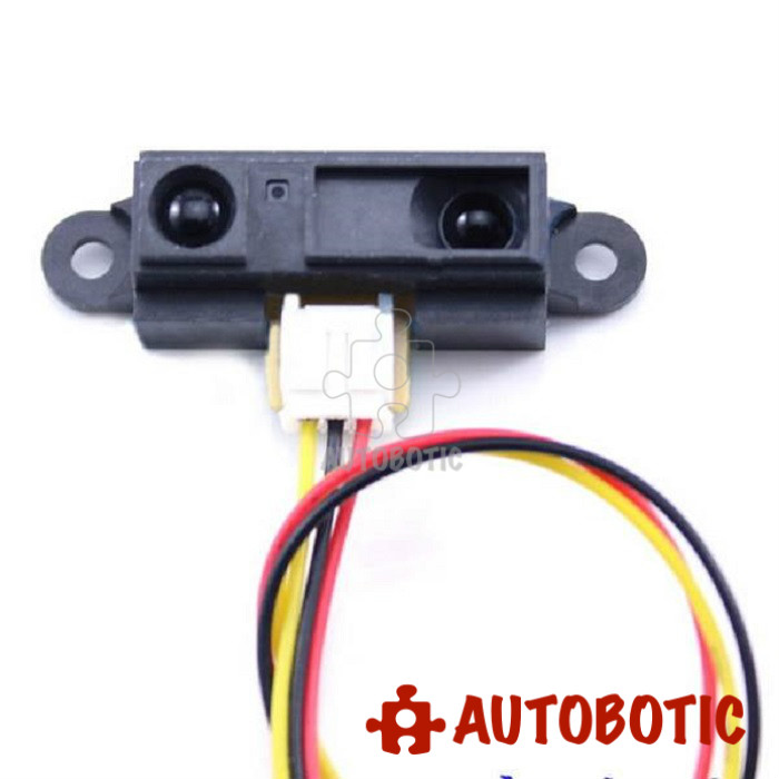 Infrared Sensors For Cable : Gp y a ir infrared range sensor free cable