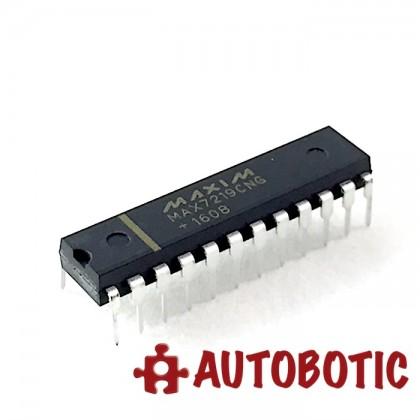 DIP-24 Integrated Circuit IC Driver MAX 7219 CNG