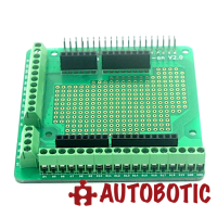 Raspberry Pi 20pin Connector Screw Prototype Board Add-On V2.0