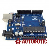 Arduino UNO R3 Compatible Board (16U2) Without USB Cable (Made in CHINA)