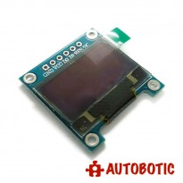 Blue 0.96 Inch IIC SPI 128X64 OLED LCD Display Module for Arduino