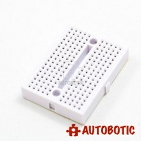 Mini Breadboard 170 Holes 45mmx35mm (White)
