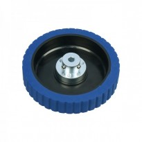 5 Inches Robot Wheel With 8mm Key Hub *PRE-ORDER*