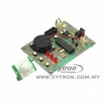 Alarm System:Motion Detector