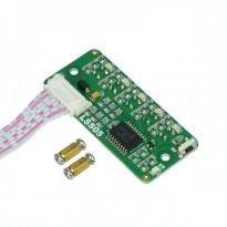 Auto-Calibrating Line Sensor