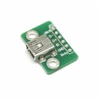 Breakout USB mini-B