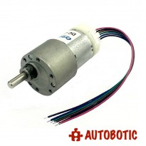 DC Geared Motor with Encoder SPG30E-60K