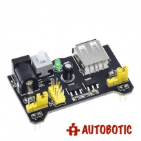 MB-102 Breadboard Power Module (5V/3.3V)