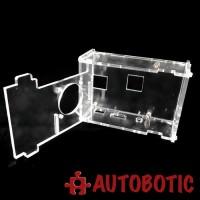 Acrylic Casing for Raspberry Pi 3 Model B+/B (Without Fan)