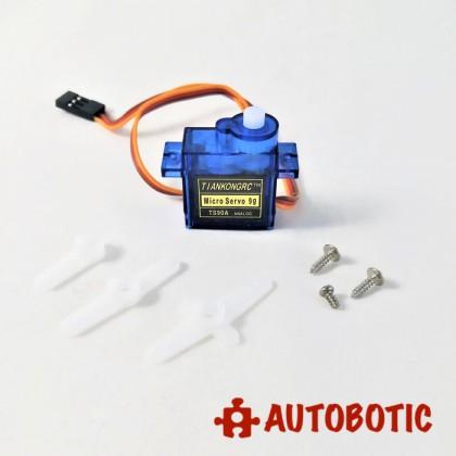Micro Servo TS90 Analog Plastic Gear 9g/ 180 Degree