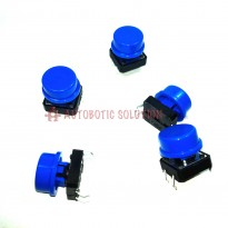 Tactile Push Switch - Momentary with Cap - 5pcs per Pack