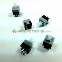 Switch 8.5x8.5mm 6pin with Self-locking - 5pcs per Pack